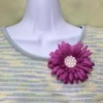 クリップの花